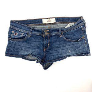 3/$20 Hollister super short shorts size 9